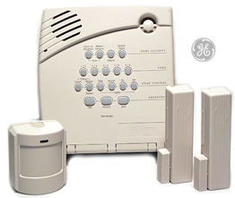 G E Simon wireless security systems