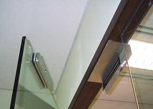 Maglock Door Glass Amp Tempered Glass Doors Nyglass Company