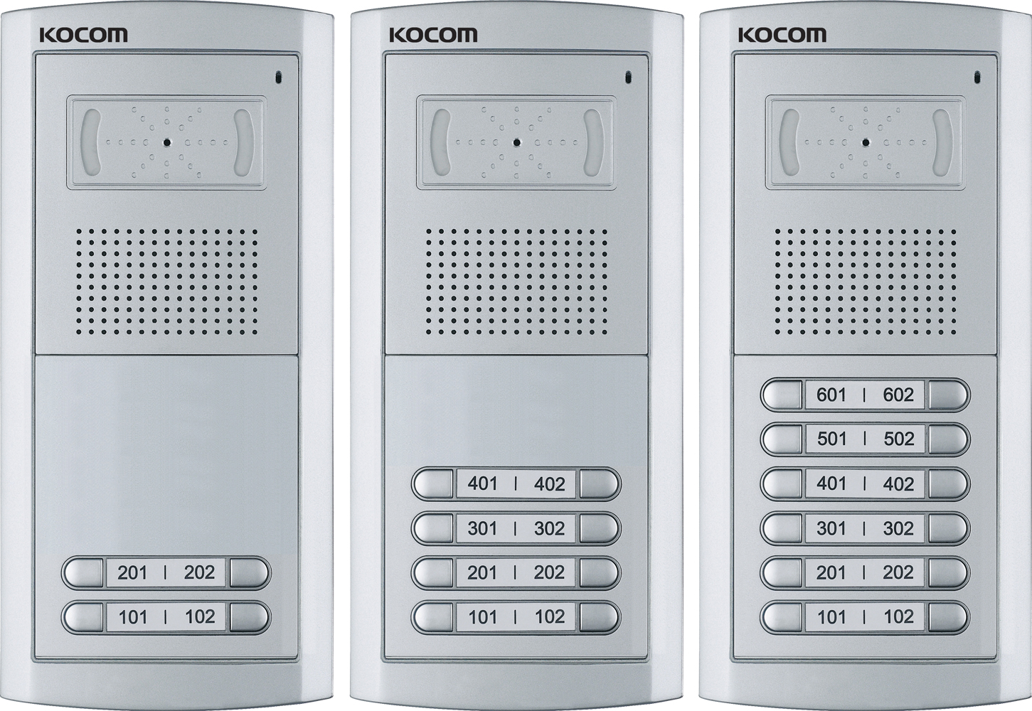 Securitex Kocom Intercom Systems