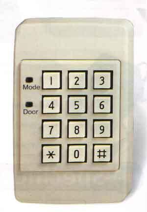 Proximity pad reader AC-22